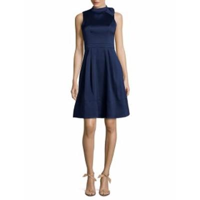 ジュリアヨルダン レディース ワンピース Sleeveless Fit-&amp-Flare Dress