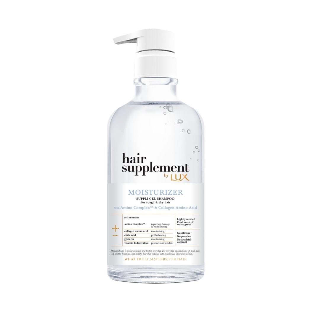 Lux麗仕 髮の補給 膠原蛋白胺基酸洗髮精