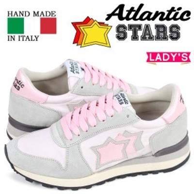 アトランティックスターズ Atlantic STARS ベガ スニーカー レディース VEGA RBNYNPGAE ピンク