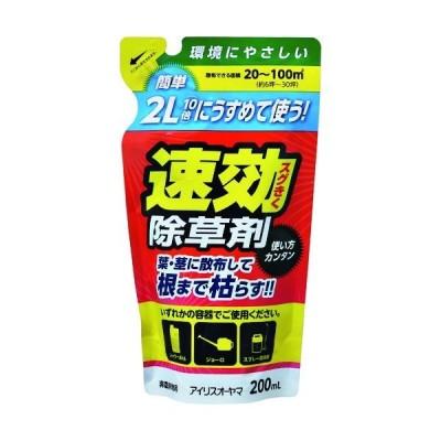 IRIS IRIS うすめて使う速攻除草剤 110 x 50 x 200 mm 502112