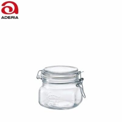 容器・キャニスター アデリア foodie jar BOR角型500≪6セット≫ H-7556 キッチン用品