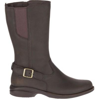 メレル Merrell レディース ブーツ シューズ・靴 Andover Peak Waterproof Boots Espresso