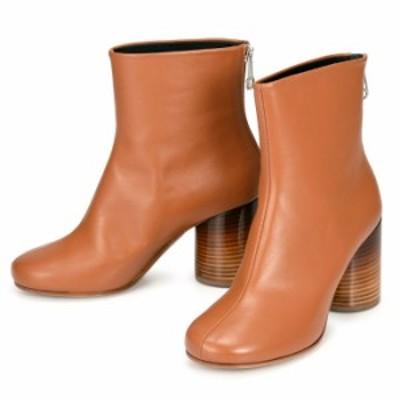 メゾン マルジェラ ショート ブーツ ブラウン Maison Margiela Ankle Boot S58WU0152 SY0438 133(otr1675)