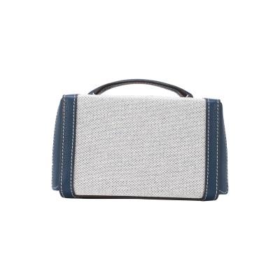 マーククロス MARK CROSS バックパック&ヒップバッグ ブルー 革 / 紡績繊維 バックパック&ヒップバッグ