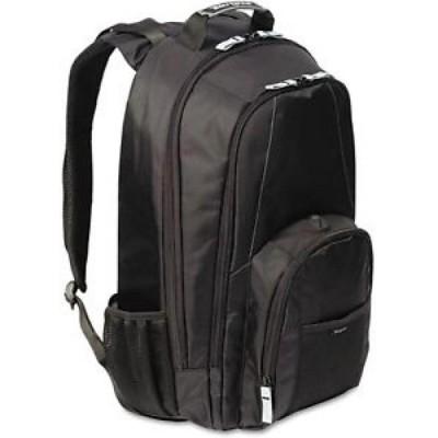 全国送料無料 パソコン ストレージ Targus 17' 溝ラップトップのバックパックは本ストレージ メディア ポケット水のボトル