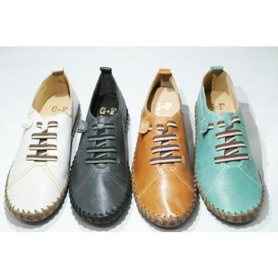 ゴールデンフット レディースシューズ 7321 ウォーキングシューズ 婦人靴