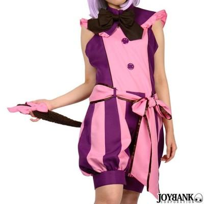 ハロウィン衣装/仮装コスプレ/コスチューム/チェシャ猫 ロンパース/不思議の国のアリス