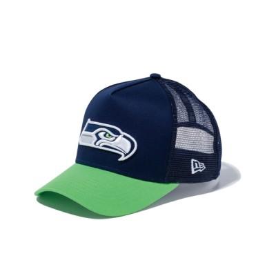 帽子屋ONSPOTZ / ニューエラ 9FORTY メッシュキャップ Aフレーム MLB NBA NFL NEW ERA MEN 帽子 > キャップ