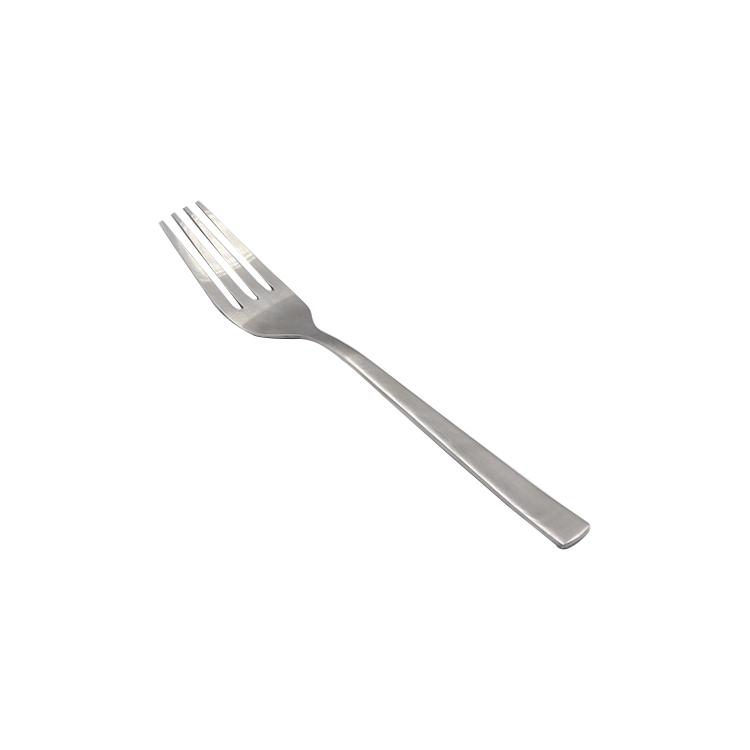 樂司不鏽鋼餐叉-大/環保餐具/素面大叉子