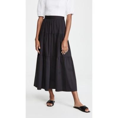 スタウド STAUD レディース スカート Sea Skirt Black