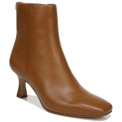 サムエデルマン レディース ブーツ・レインブーツ シューズ Lizzo Square Toe Leather Booties