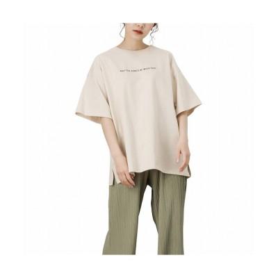 (MAC HOUSE(women)/マックハウス レディース)STAR WARS 映画Tシャツ 1283-3621F/レディース アイボリー