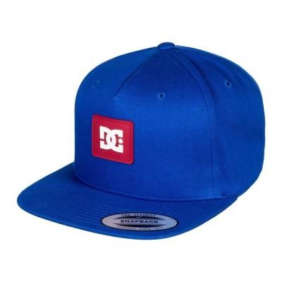帽子 ディーシーシューズ DC Shoes Men's Snapdoodle Snapback Hat ADYHA03631 SODALITE BLUE