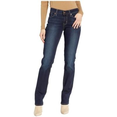 リーバイス Signature by Levi Strauss & Co. Gold Label レディース ジーンズ・デニム ボトムス・パンツ Modern Straight Jeans Cosmos