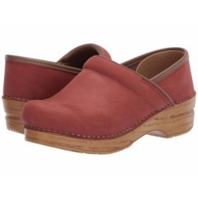 Dansko ダンスコ レディース 女性用 シューズ 靴 クロッグ Professional Cinnamon Milled Nubuck【送料無料】