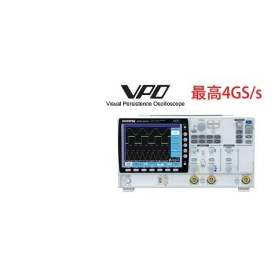 【取寄品】 インステック デジタルオシロスコープ 4chモデル250MHz GDS-3254