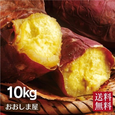 さつまいも シルクスイート 10kg(30-50本)送料無料 熊本産 生芋 さつま芋 唐芋 からいも <11月下旬より出荷予定> 大嶌屋(おおしまや)