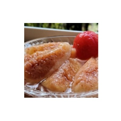 【いちじく】と【ミニトマト】デザート風味ピクルス(大瓶)
