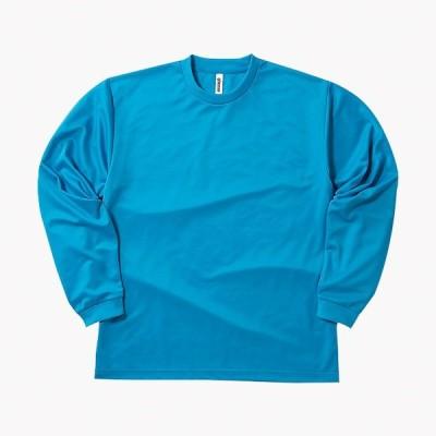 トムス チームTシャツ ユニフォーム 00304-034-140-ALT 4.4オンス ドライロングスリーブTシャツ ターコイズ 140 00304-034-140 <2019AWCON>
