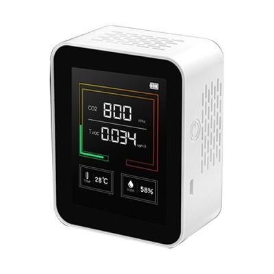 レッドスパイス CO2/TVOC コンパクト濃度計 RS−E1601 1台