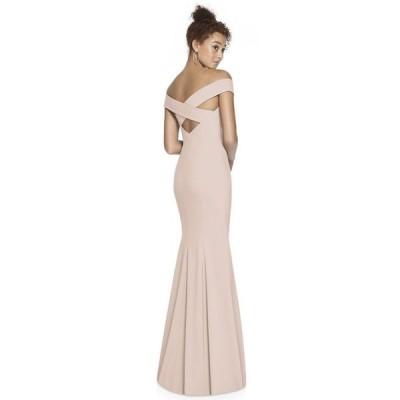 ドレッシーコレクション レディース ワンピース トップス Off-The-Shoulder Maxi Dress