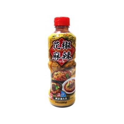 ヤマサ 花椒麻辣つゆ(業務用濃縮) 500ml