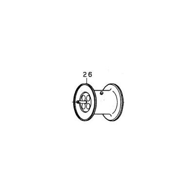 ●ダイワ イッツICV ソーラー300(4960652780445)用 純正標準スプール (部品コード129504) 【キャンセル及び返品不可商品】 【まとめ送料割】
