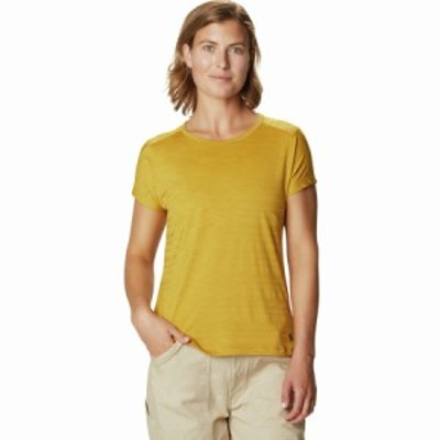 (取寄)マウンテンハードウェア レディース マイティ ストライプ ショートスリーブ Tシャツ - ウィメンズ Mountain Hardwear Women's Migh