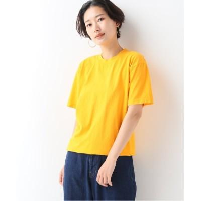 【ジャーナルスタンダード/JOURNAL STANDARD】 【LA APPAREL / ロサンゼルスアパレル】 6.5oz Garment Dye C/N T:Tシャツ◆