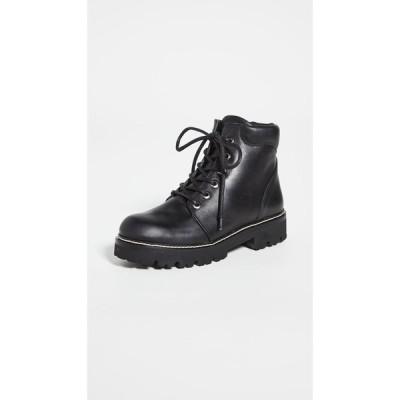 モンテリアーナ Montelliana レディース ブーツ シューズ・靴 Claudine Boots Black