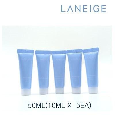 NEW Laneige Water Bank Hydro Cream EX 50ml (10ml x 5ea) Moistur Korea Beauty