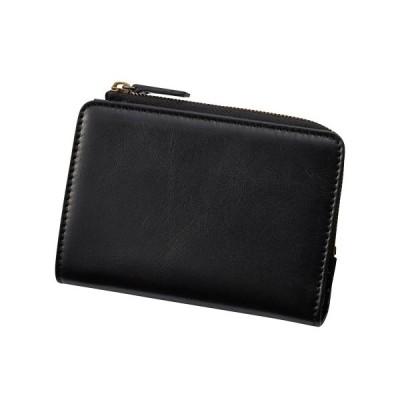ダンテスカ ミニ財布 二つ折り MOD−9 ブラック 送料無料 東急ハンズ