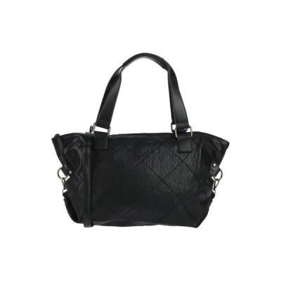 MAURY レディース ハンドバッグ 鞄 ブラック