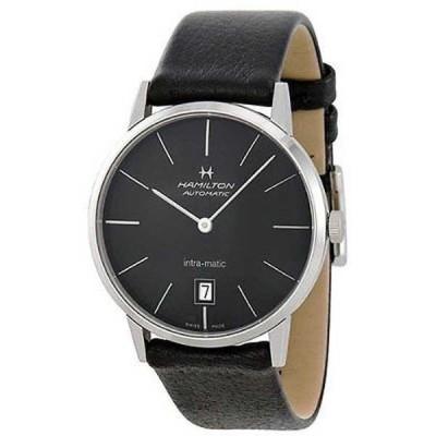腕時計 ハミルトン Hamilton Intra-Matic メンズ 腕時計 H38455731