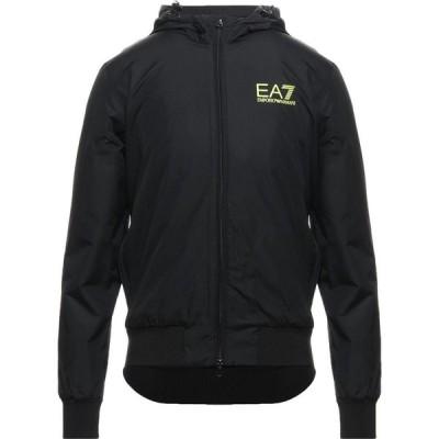 イーエーセブン EA7 メンズ ジャケット アウター jacket Black