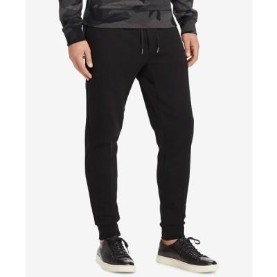ラルフローレン カジュアルパンツ ボトムス メンズ Men's Big & Tall Double-Knit Joggers Pants Black