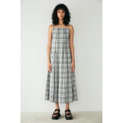 【マウジー/MOUSSY】 PLEATS CAMI LONG ドレス