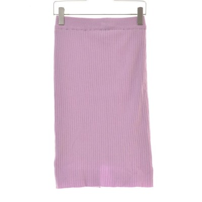 Roomy's リブニット スカート