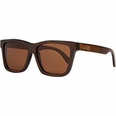 RawWood Cruisers Wooden 100% Polarized Bamboo Wood Sunglasses