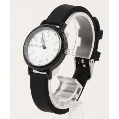 腕時計 〈nattito/ナティート〉Silicon Rubber Watch/シリコンラバーウォッチ フィリー