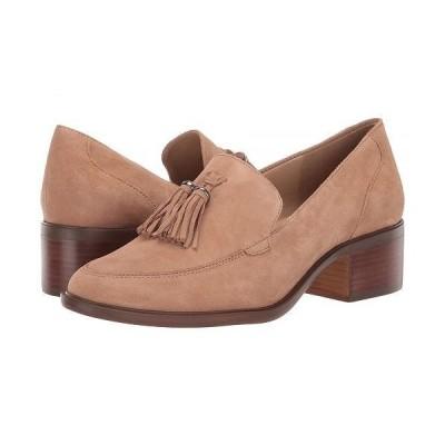 Naturalizer ナチュラライザー レディース 女性用 シューズ 靴 ローファー ボートシューズ Palmer - Gold Caramel Suede