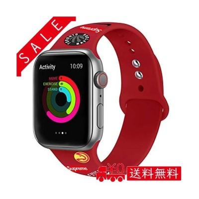 DAZHUANG Smartwatch Bands交換用ソフトシリコンリストバンドi Watchシリーズ4および3 2 1のスマートウォッチ用ブレスレ