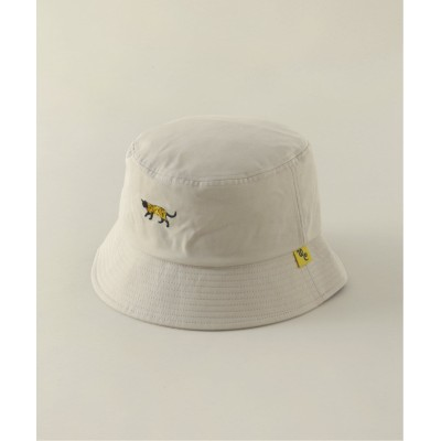 メンズ ベーセーストック WC ×TWILL BUCKET HAT ベージュ フリー