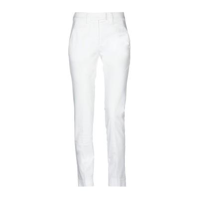 インコテックス INCOTEX パンツ ホワイト 46 コットン 96% / ポリウレタン 4% パンツ