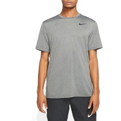 ナイキ Nike メンズ ラクロス ドライフィット トップス Dri-FIT Utility Static Training Tee Iron Grey