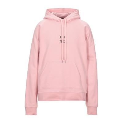 ニール・バレット NEIL BARRETT スウェットシャツ ピンク M コットン 100% / ポリウレタン スウェットシャツ