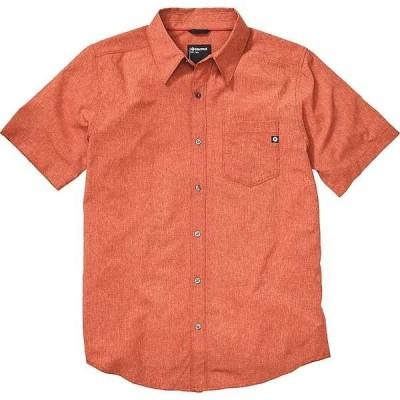 マーモット メンズ シャツ トップス Marmot Men's Aerobora SS Shirt