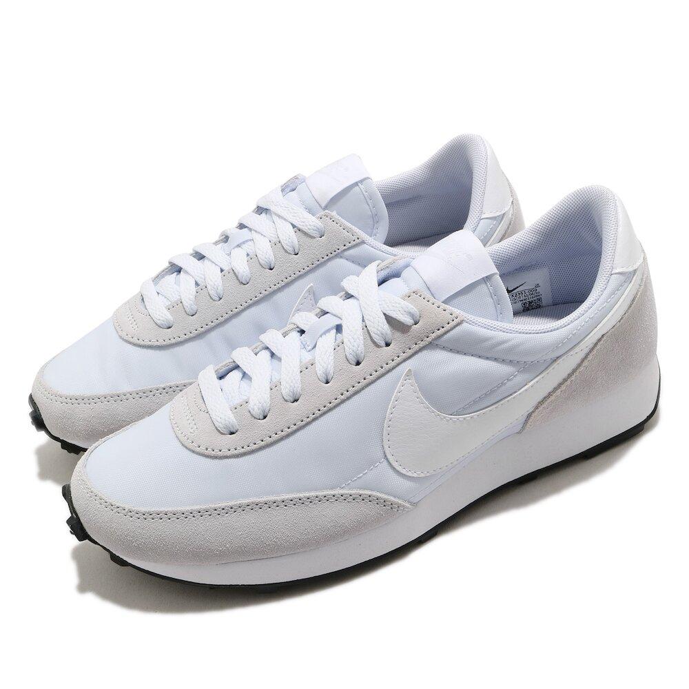 NIKE 休閒鞋 DBreak 復古 運動 女鞋 經典款 簡約 麂皮 穿搭 球鞋 藍 灰 [CK2351-009]