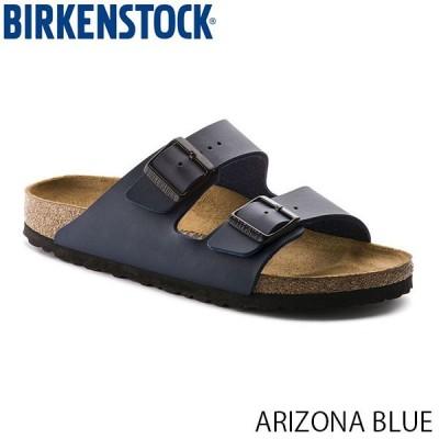 ビルケンシュトック メンズ レディース サンダル アリゾナ ARIZONA BLUE ビルコフロー 幅狭 ナロー BIRKENSTOCK GC051753 国内正規品