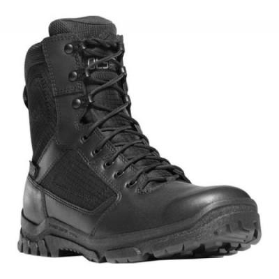 ダナー Danner メンズ ブーツ シューズ・靴 Lookout 8' Black Full Grain Leather